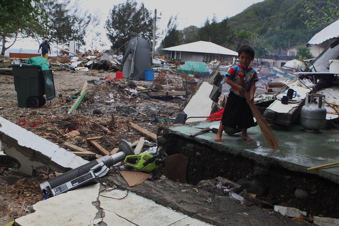 6 Bittersweets: American Samoa Tsunami
